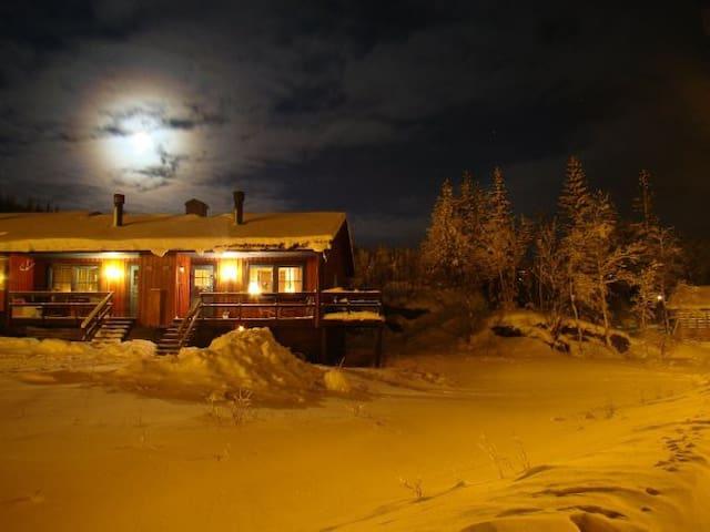 Koselig hytte i skibakken i Storlien - Åre N - Cabin