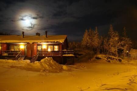 Koselig hytte i skibakken i Storlien - Åre N - 小木屋