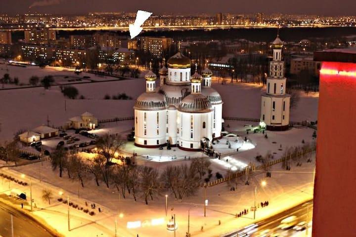 Апартаменты на Московской 267/6 - Brest - Pis