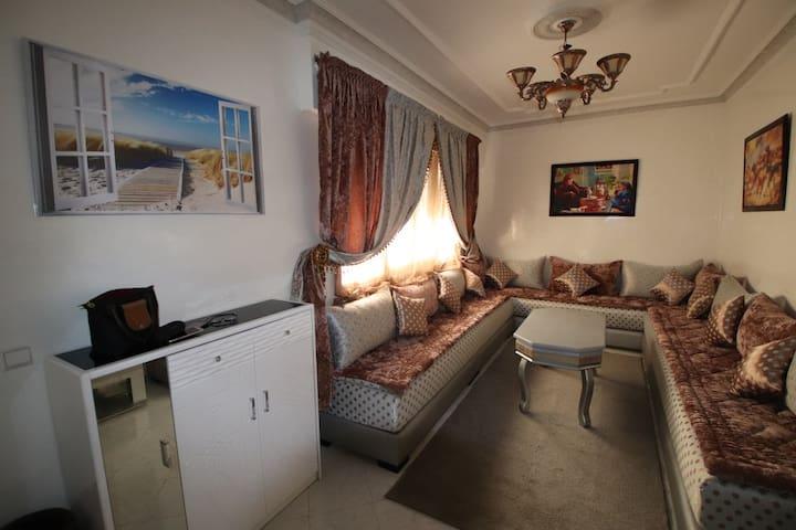 Appartement meublé à louer [TANGER]