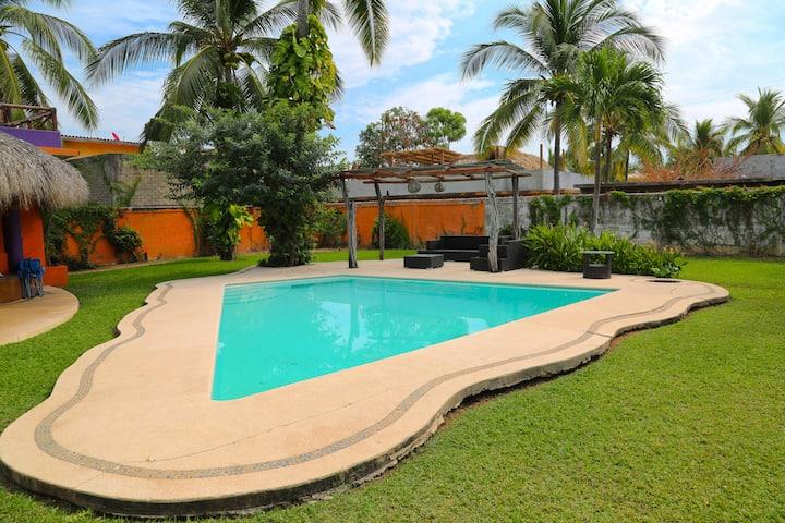 Relaxing House @Acapulco PIE DE LA CUESTA
