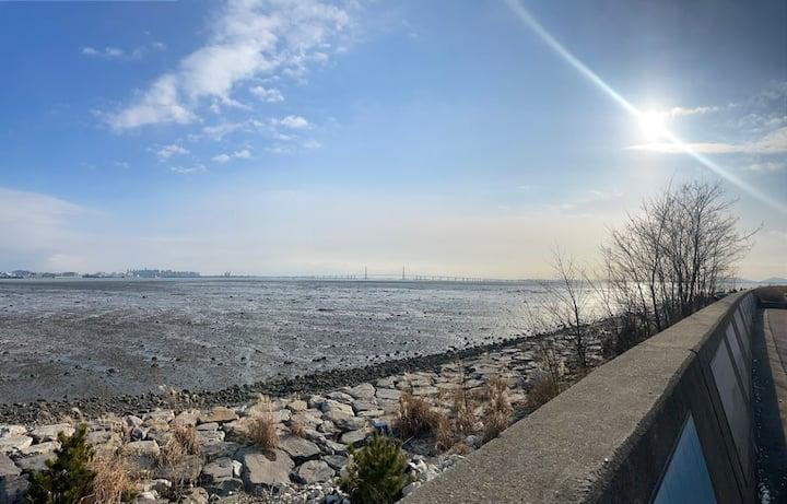 [New!! Near Incheon Airport] Yeong-Jong Island :)