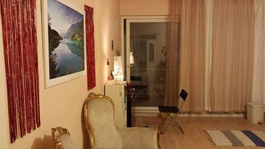 Private Room in Old Town, Antalya - Muratpaşa - Appartement
