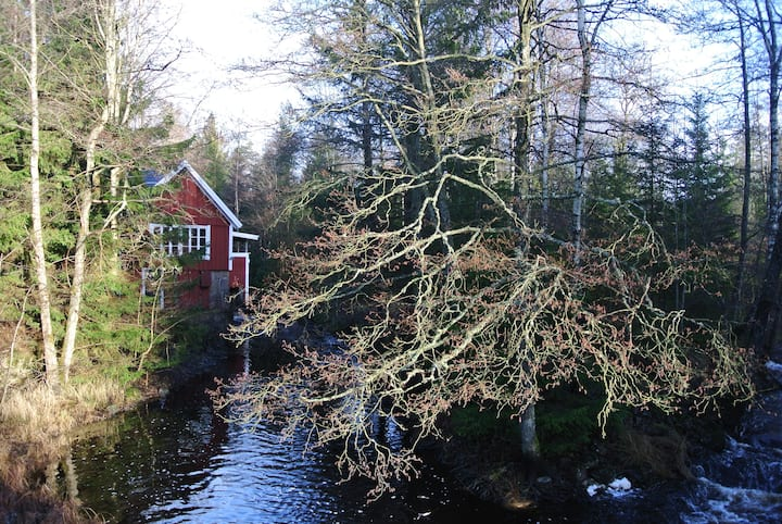 Charming Watermill Timmershult