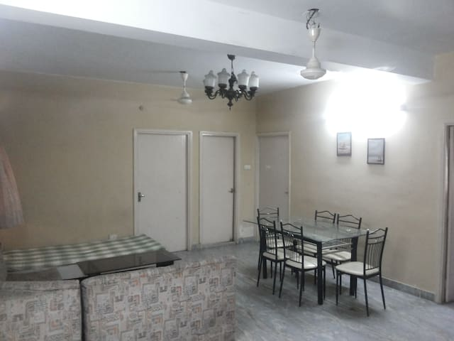Manoj Bagaria - Calcutta - Lejlighed