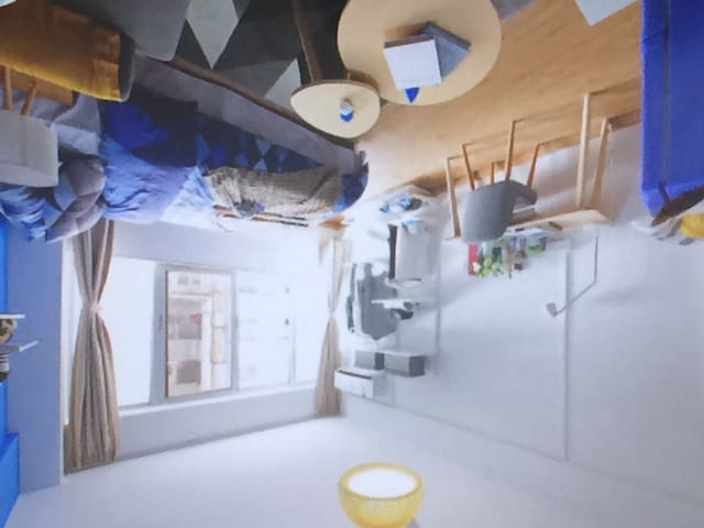 Das Licht im Haus reichlich - 巴德菲柏 - Appartement
