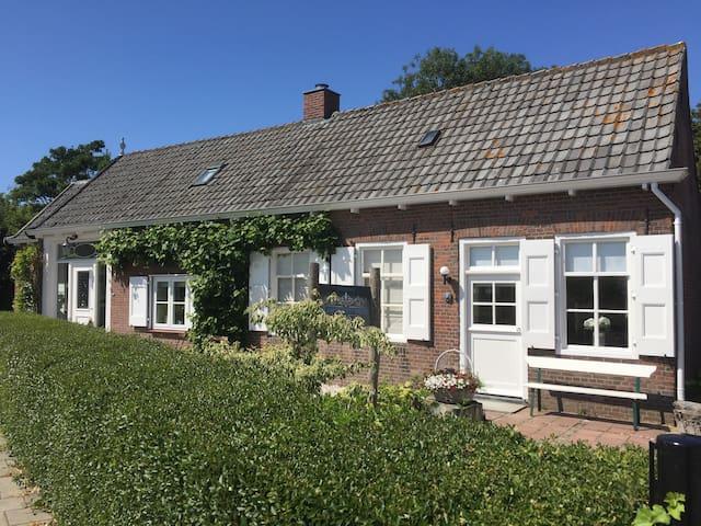 Sfeervol Guesthouse op unieke plek!