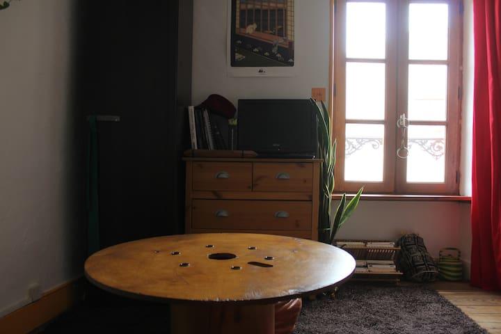 Maison de bourg - Les Pradeaux - Talo