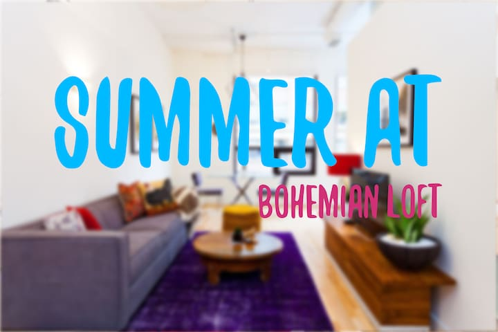 BOHEMIAN LOFT AT ST LAWRENCE MRKT & FINANCIAL CORE