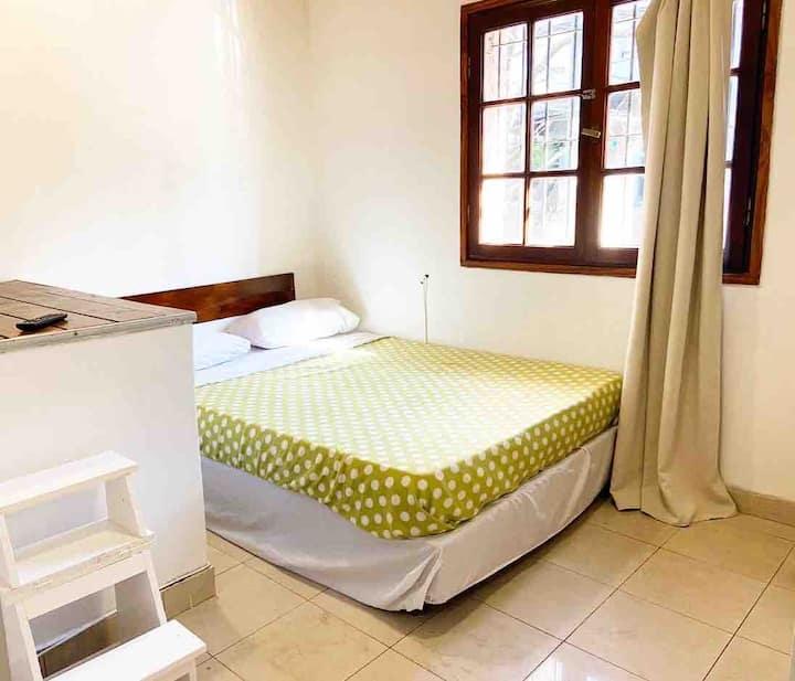 Habitación individual o doble en casa compartida