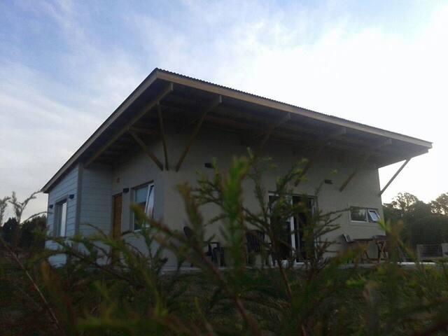 Casa Cabaña Playa Chapadmalal Mar del PLata - Mar del Plata - Blockhütte