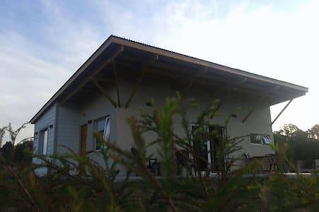 Casa Cabaña Playa Chapadmalal Mar del PLata - Mar del Plata - Kabin