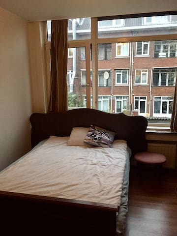 Cozy room in central Rotterdam - Róterdam - Casa