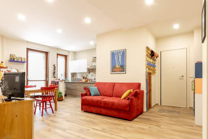 Lovely flat in the heart of Turin