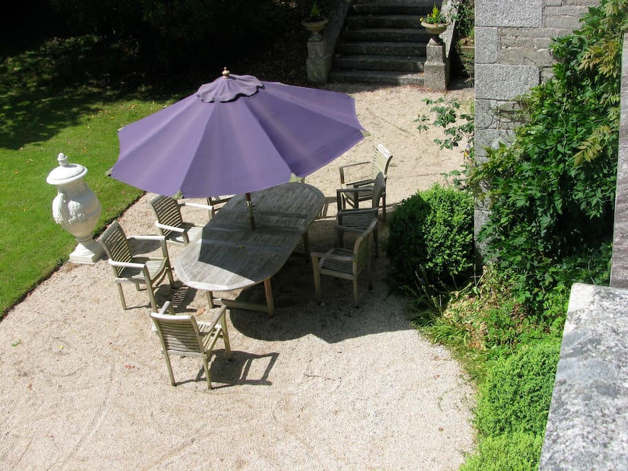 Breakfast, Lunch or Evening Meal alfresco