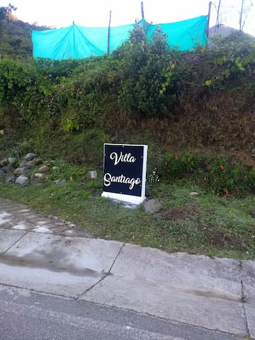 VILLA SANTIAGO - CASA CAMPESTRE