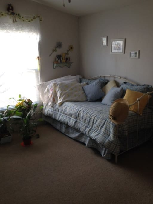 Trundle Bed with two twin beds