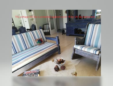 """3h """"Athina Cottage""""  in Athens Riviera (Lagonisi)"""