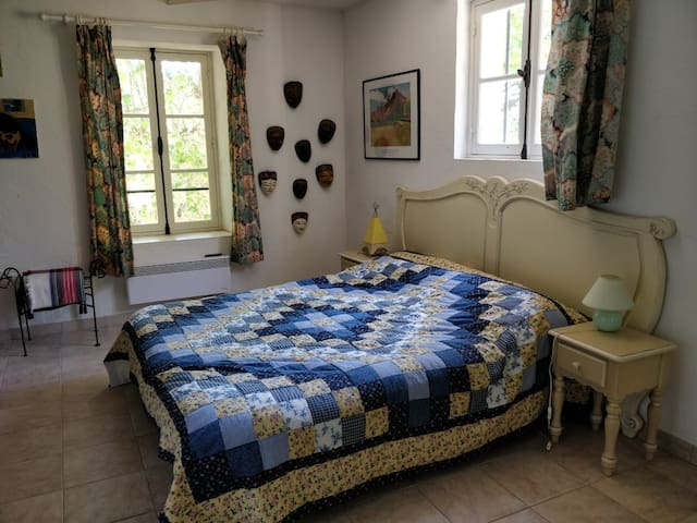 "Master bedroom in ""Mas Provencal"" !"
