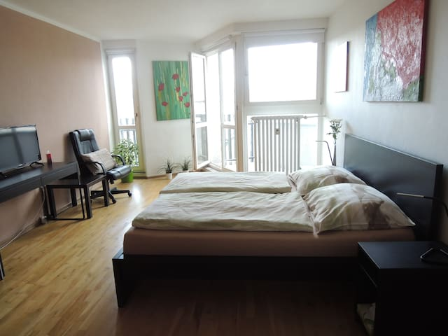 Apartment in the very centre of Ostrava