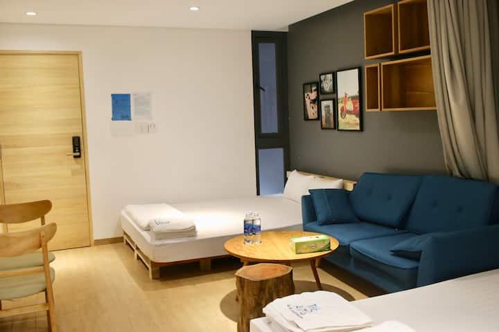 The Avis Apartments - Deluxe Quadruple