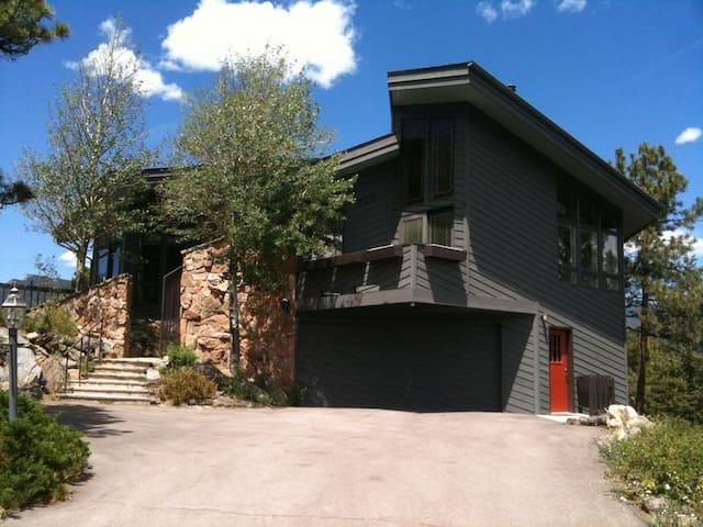Cloud Nine!  Best views in Estes Park Luxury Home