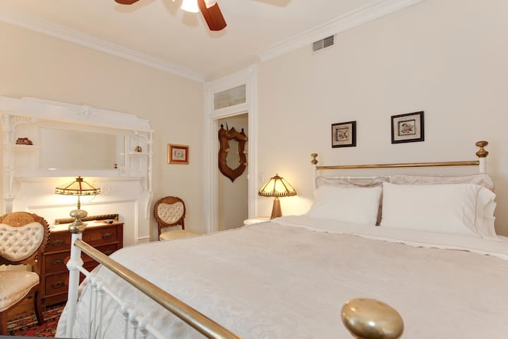 Historic DuPont Circle Inn ~ Cuban Room