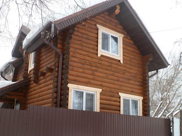 Дом у мэрии,уютный,комфортный! - Izhevsk - Huis