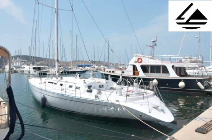 Daily rent, sailing boat Beneteau First 51, 1989