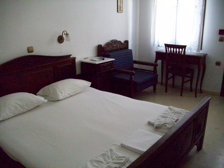 Double room in Chora Kythira
