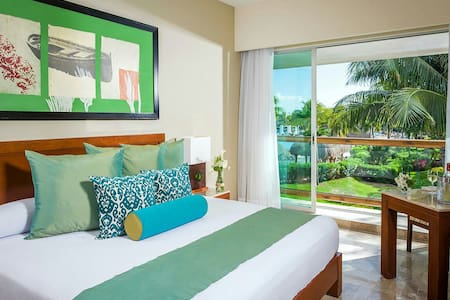 Amazing Mayan Palace Master Bedroom - Cancun - Hus