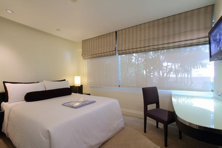 Magnificent suite with with lovely view - Bangkok - Lägenhet