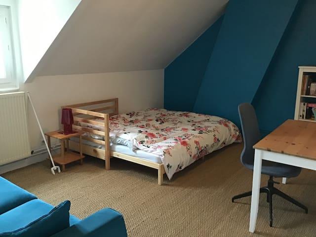 Jolie chambre en plein centre de Lamotte-Beuvron