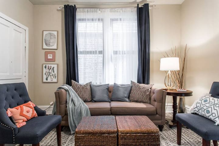 Private Guesthouse Northside (Roscoe Village)