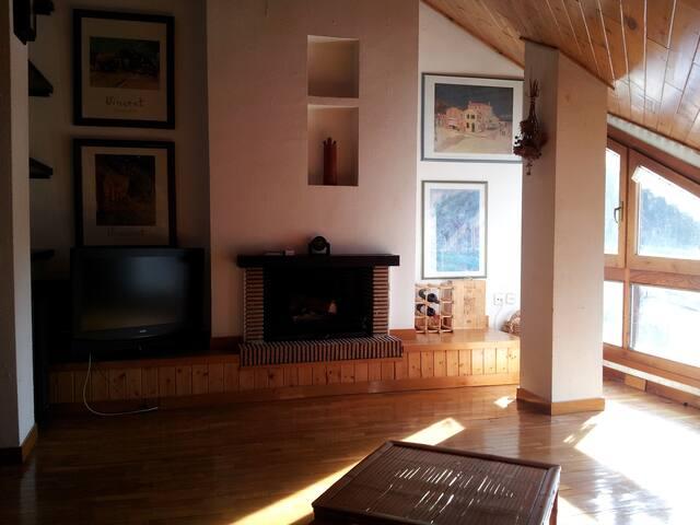 Acogedor Apartamento en Baqueira