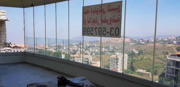 Luxurious apartment in Aley, Lebanon