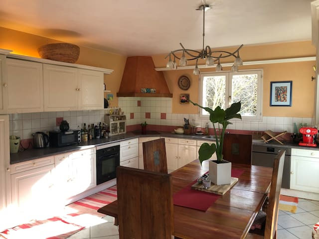 Belle maison à la campagne
