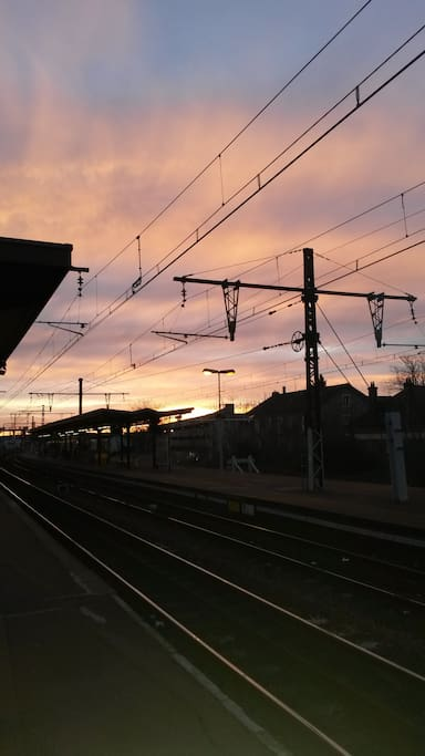 Melun's Station