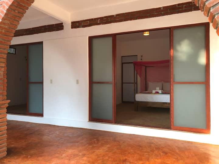 Cabañas Juquilita 2. Tranquility and Comfort