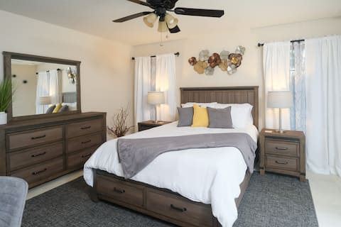 Private, spacious and cozy guest suite
