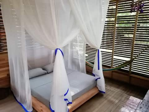 4. AMAZONIC REFUGE - Comfortable & Eco-friendly
