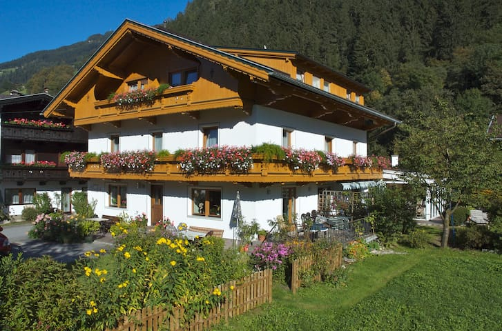 Gartenblick - Mayrhofen - Bed & Breakfast