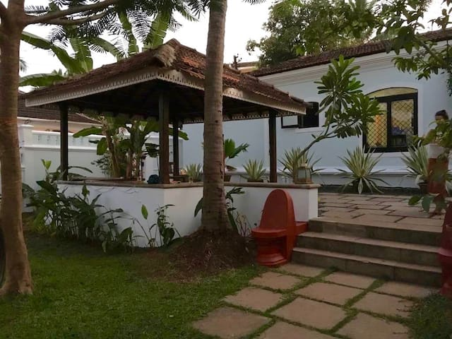 North Goa Moira Private Villa