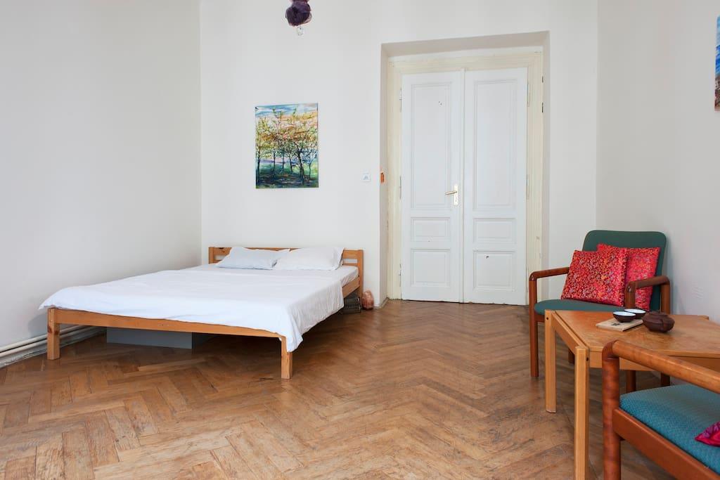 Santai in a feng shui inspired flat appartements louer prague prague r publique tch que - Feng shui appartement ...