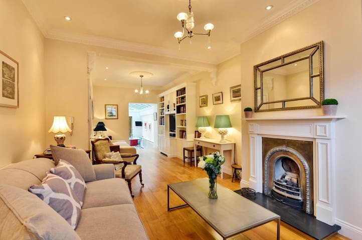 3 bed townhouse with parking and terrace (Sterne) - London - Haus