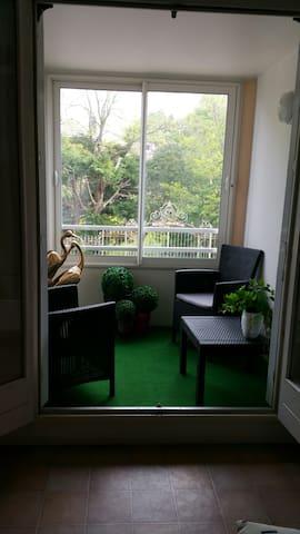 Charmant appartement à Saint Brévin-l'Océan.