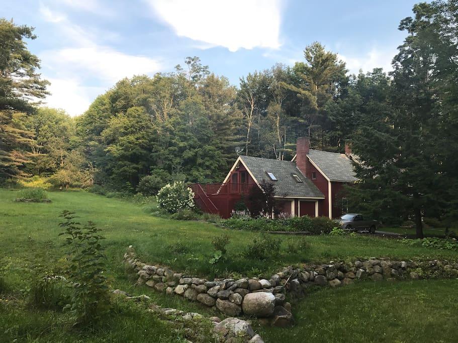 Magical Mountain Home at Robbins Crossroad