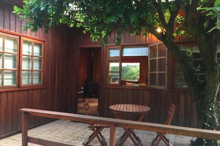 Hermosa cabaña, totalmente equipada (C1) - Coñaripe - Blockhütte