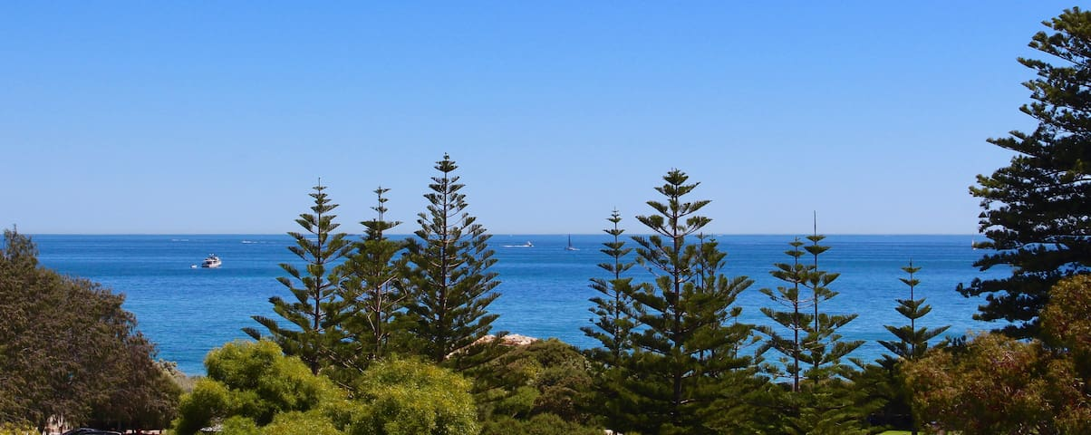 South Beach Place - Luxury beach getaway - South Fremantle - Wohnung