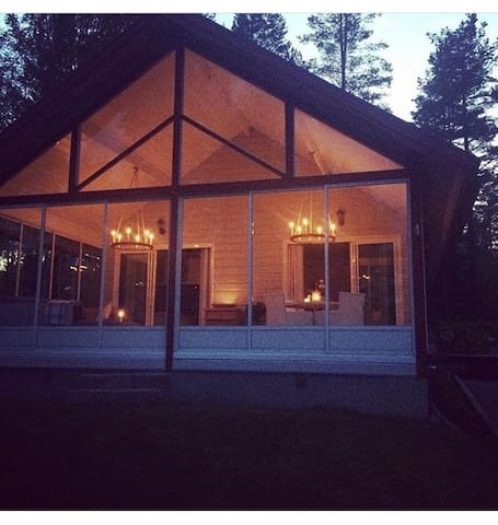 Welcome to this cozy cabin for relaxing stay! - Borlänge  - Cabin